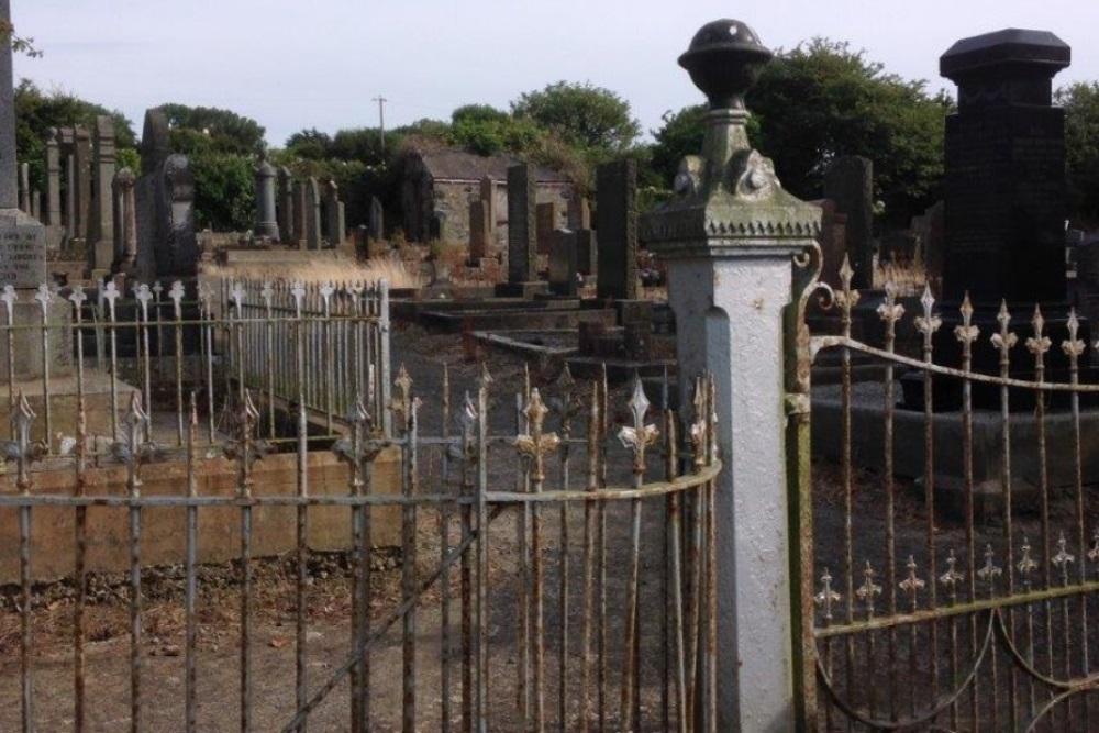 Commonwealth War Graves Hermon Baptist Burial Ground