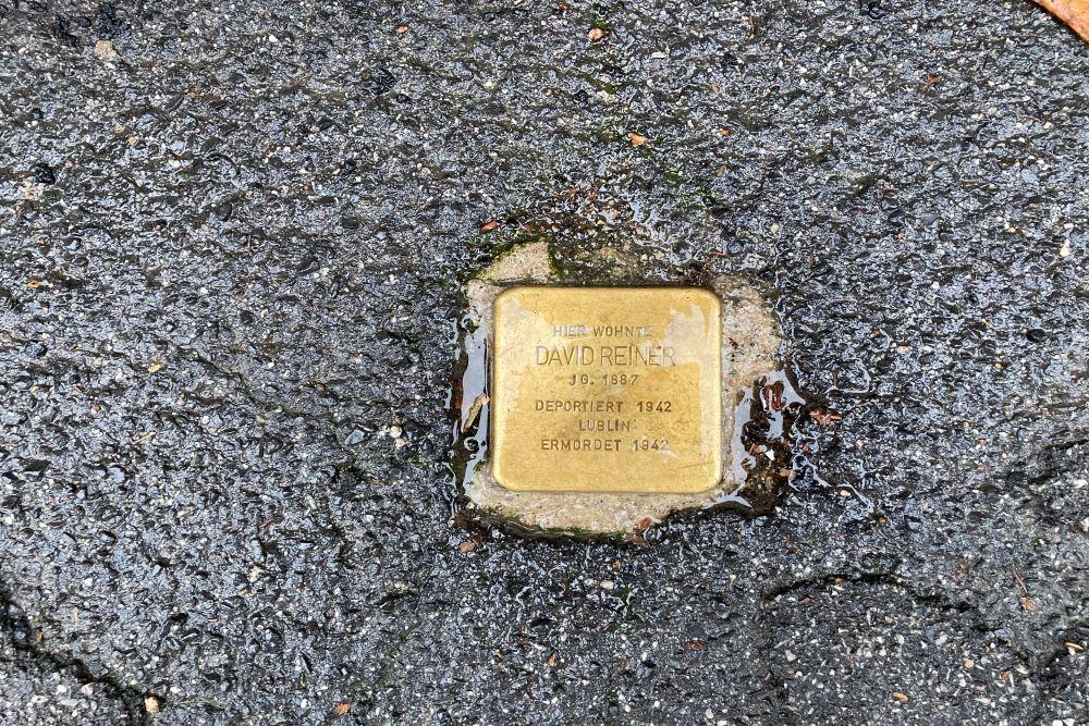Stumbling Stone Eltviller Straße 7
