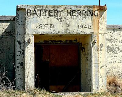 Batterij Herring