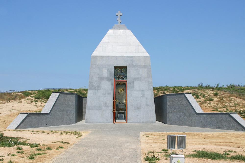 Kapel voor de Verdedigers van Sevastopol