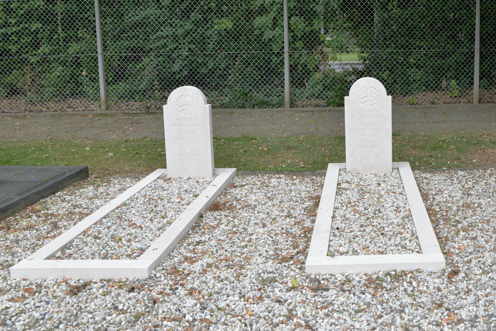 Dutch War Graves Churchyard H.H. Marcellinus en Petrus Oud-Geleen