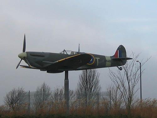 Replica Supermarine Spitfire Thornaby