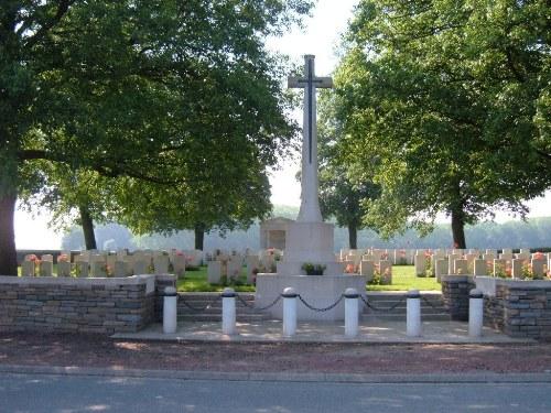 Oorlogsbegraafplaats van het Gemenebest Cagnicourt