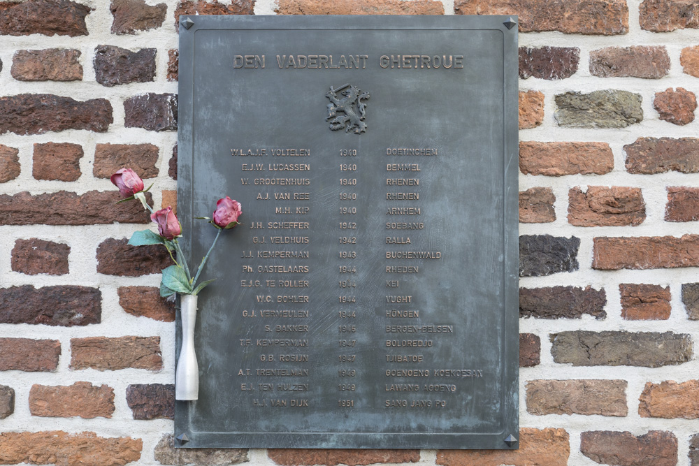 War Memorial Doesburg