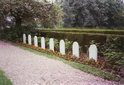Dutch War Graves General Cemetery Sittard