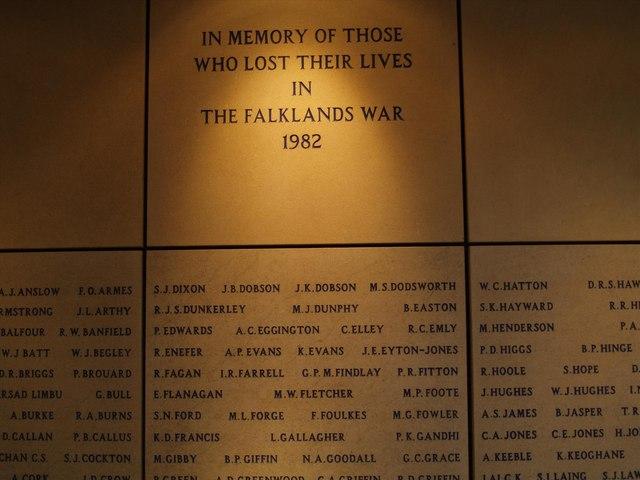 Falkland Islands Memorial Chapel