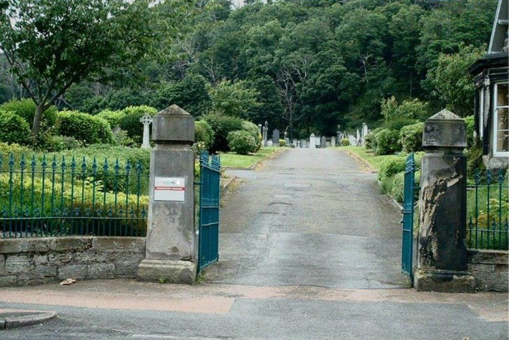 Commonwealth War Graves Burntisland Cemetery