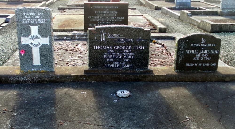 Oorlogsgraf van het Gemenebest Lumsden Cemetery