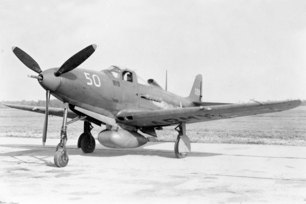 Crash Site P-39D-BE Airacobra 41-7104