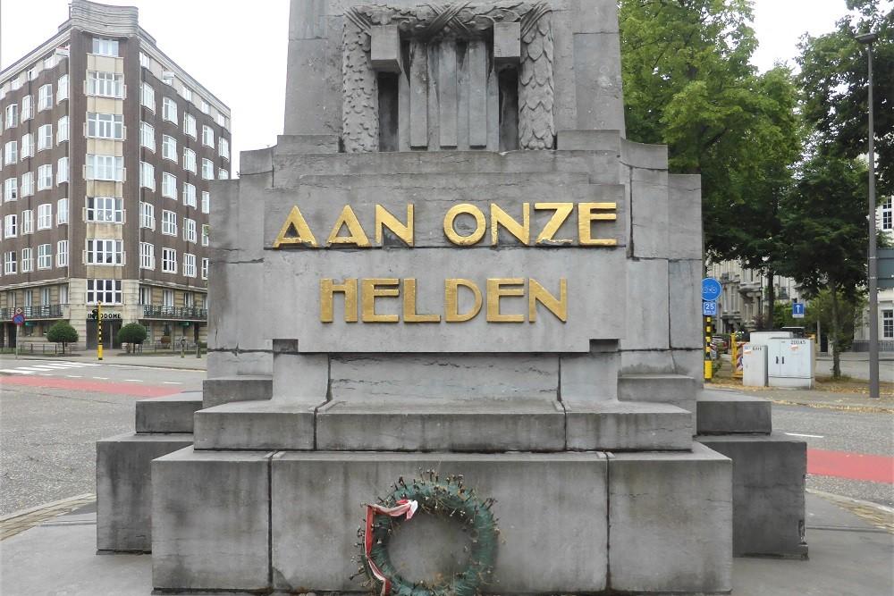 War Memorial Berchem