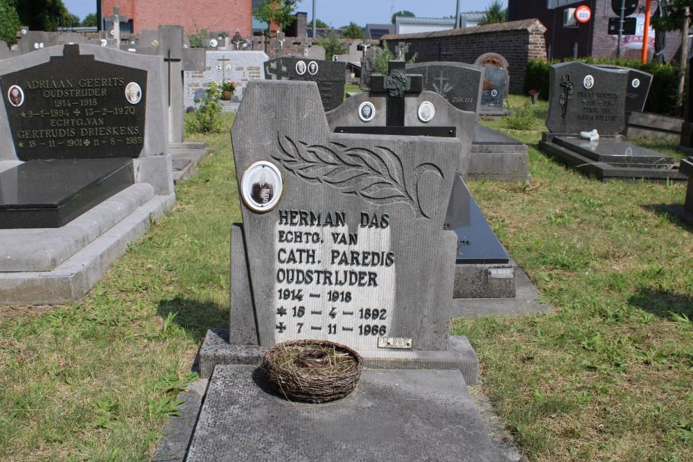 Graven Oudstrijders Beek