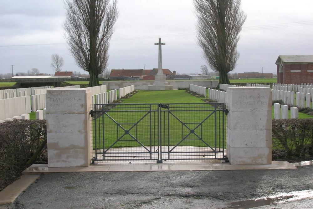 Oorlogsbegraafplaats van het Gemenebest Bandaghem