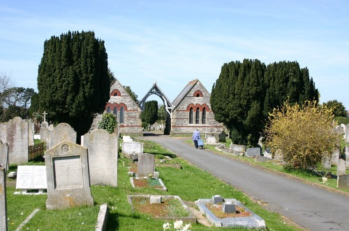 Commonwealth War Graves Ryde Borough Cemetery