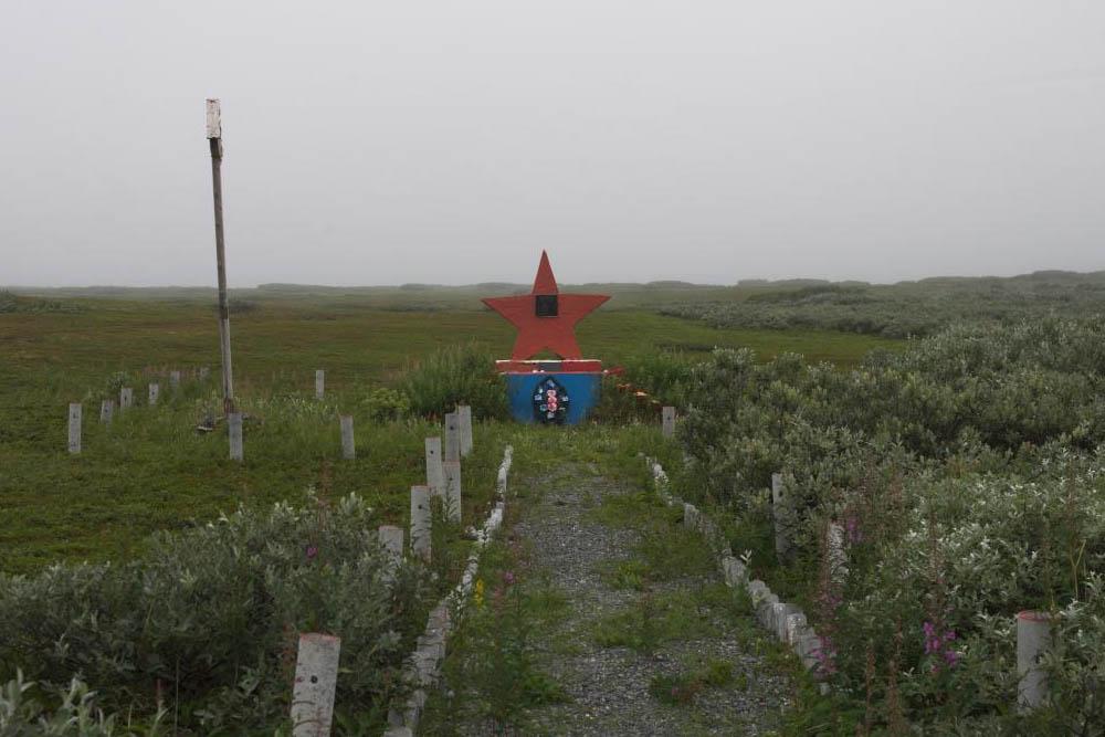 Soviet War Cemetery Pechengsky