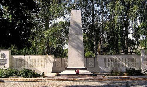 Massagraf Sovjet Soldaten Olkhovatka