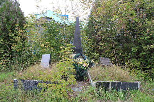 Mass Grave Bolshevik Revolutionaries
