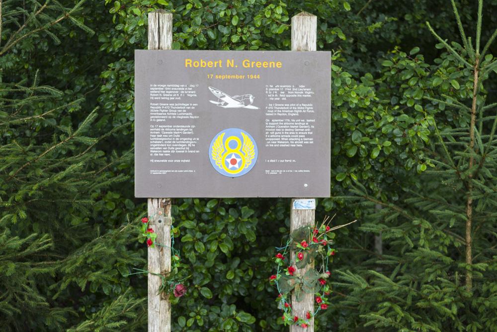 Robert N. Greene Memorial
