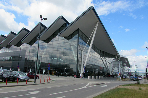 Luchthaven Gdansk Lech Walesa