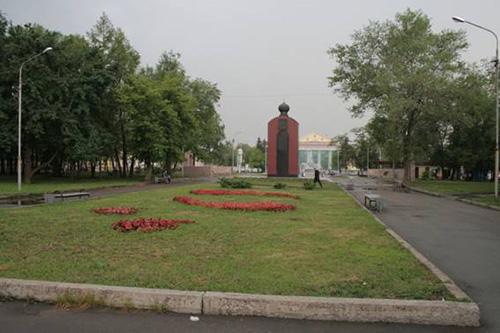 Oorlogsmonument Lipetsk