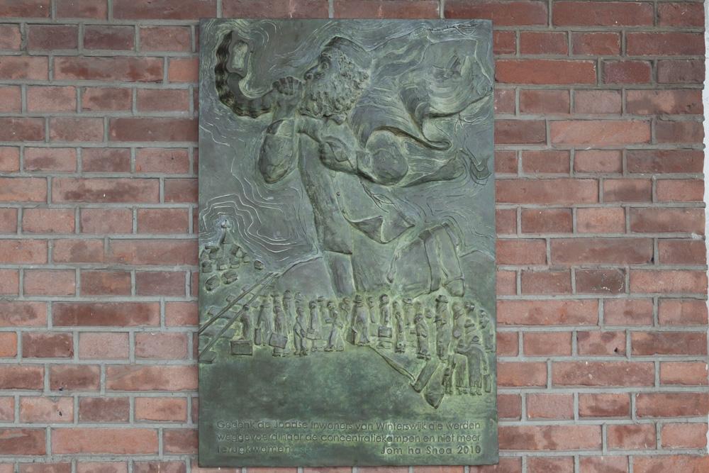 Deportatie Monument Stationsgebouw Winterswijk