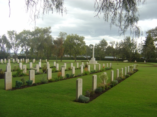Commonwealth War Cemetery Nanyuki