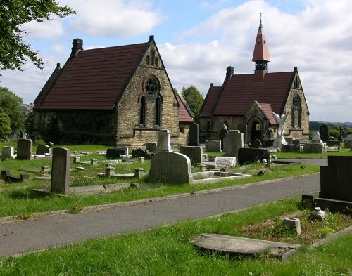 Commonwealth War Graves Ardsley Cemetery