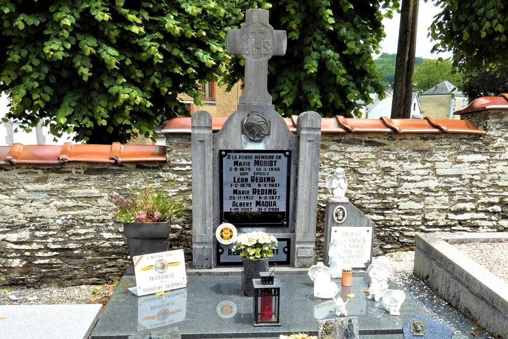 Belgian Graves Veterans Herbeumont