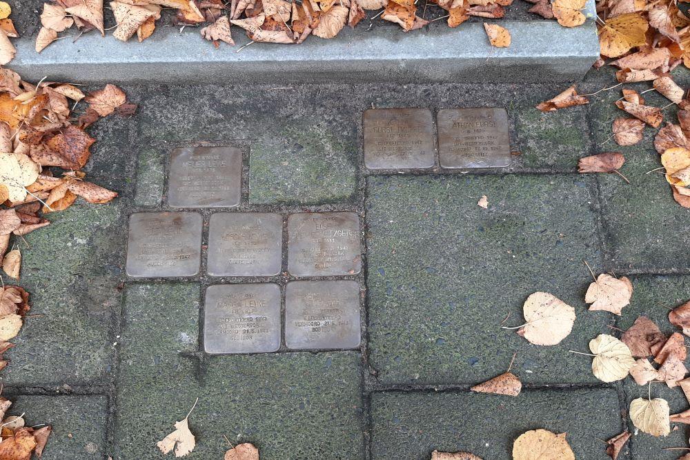 Stumbling Stones H.W. Mesdagstraat 13