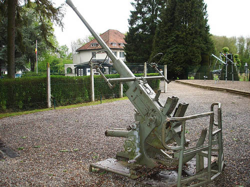 Bofors 40mm Luchtafweergeschut Dinant