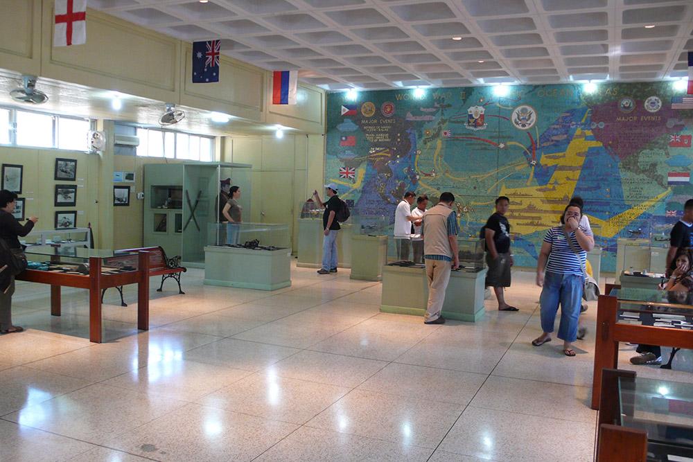 Pacific War Memorial Museum