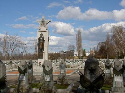 Soviet War Graves Prague