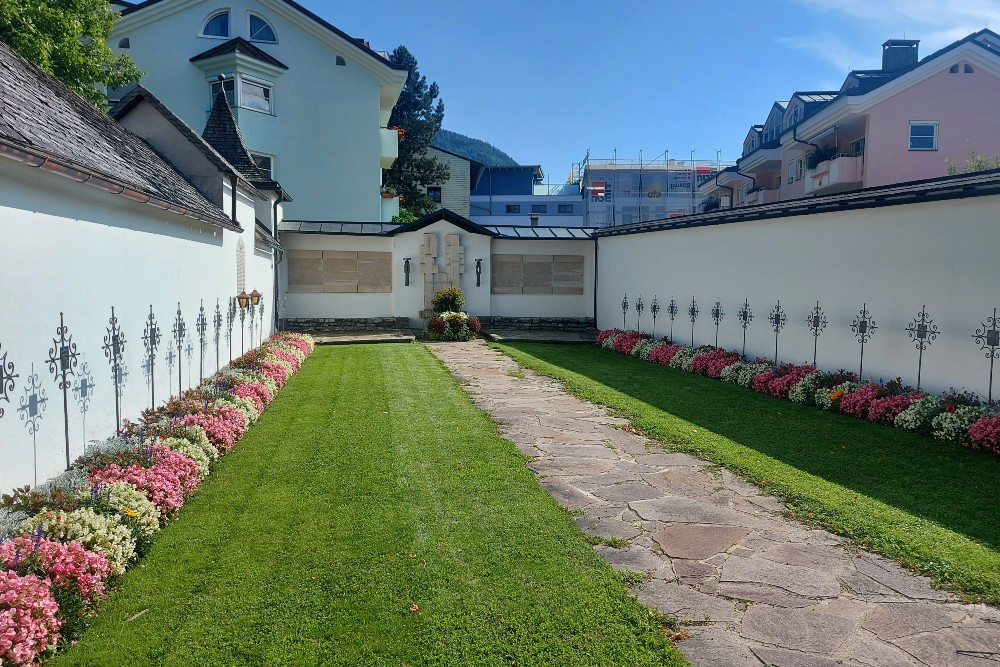 Austrian War Graves Kufstein