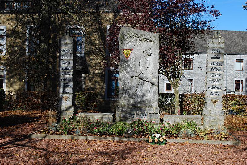 Resistance Memorial Seny