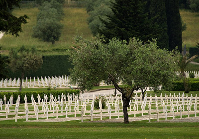 French War Cemetery Venafro