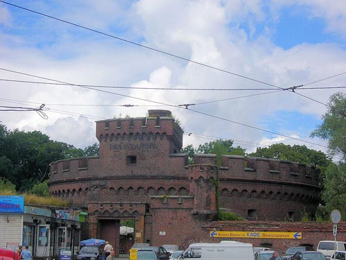 Festung Königsberg - Wrangelturm