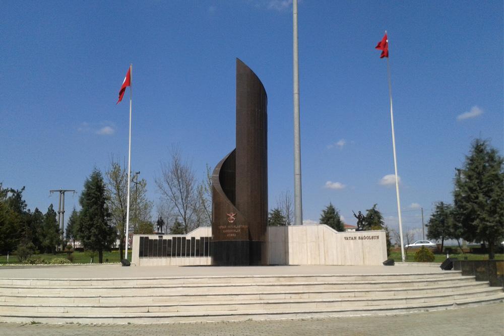 Turkse Militaire Begraafplaats Corlu
