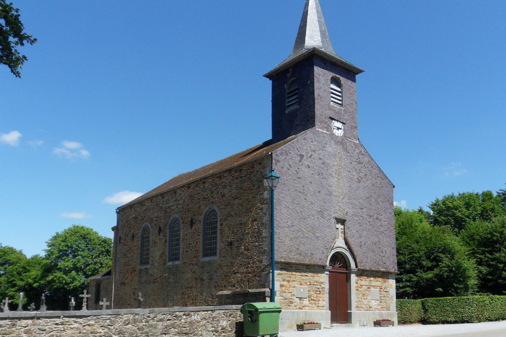 Kapel Verzetsgroep Hotton (Notre Dame de Maquis)