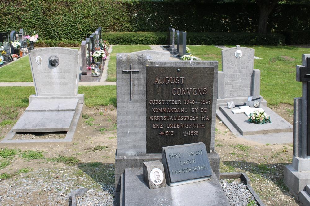 Veteran War Graves Beverlo Korspel
