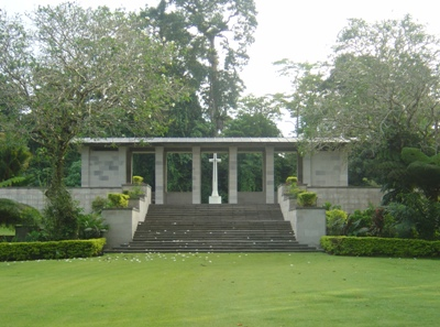 Commonwealth Memorial of the Missing Lae