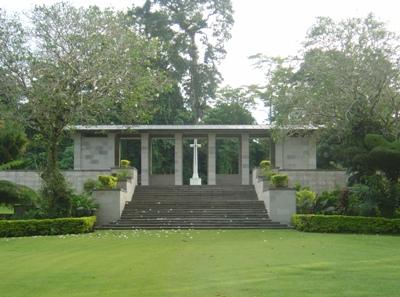 Monument Vermisten van het Gemenebest Lae
