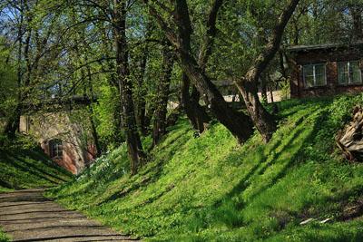 Festung Krakau - Fort 49a