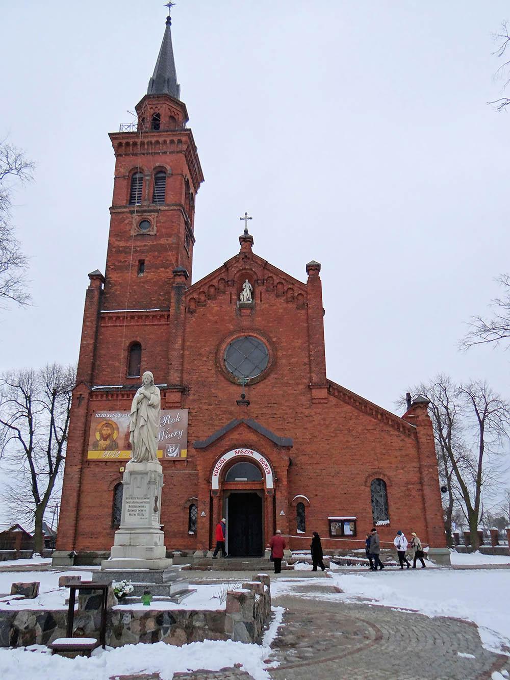 Church św. Benedykta
