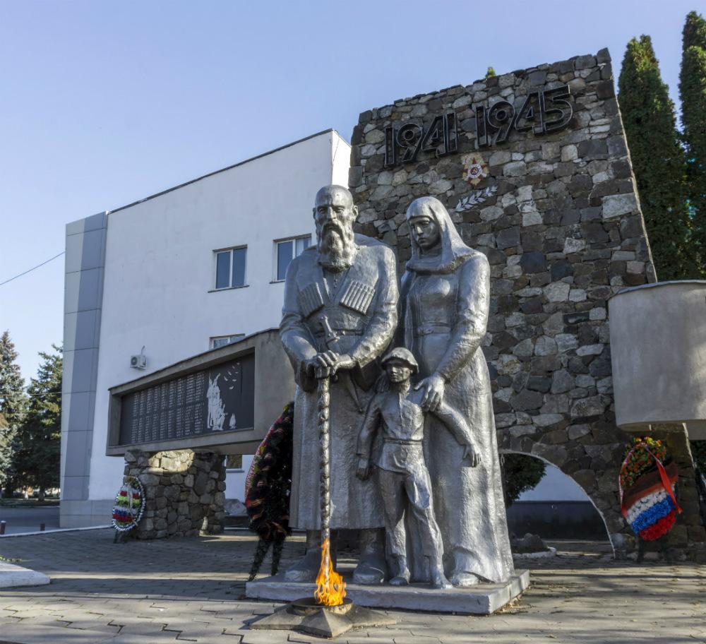 War Memorial Beslan