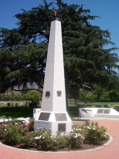 Veterans Memorial Burbank