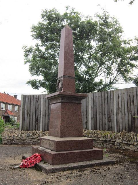 War Memorial Willoughton