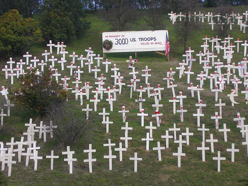 The Crosses of Lafayette
