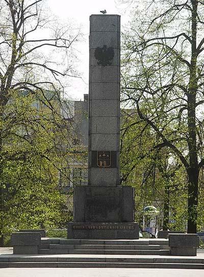 Monument Bevrijders Bydgoszcz
