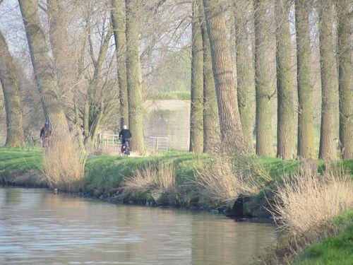 German Bunker Moerbrugge
