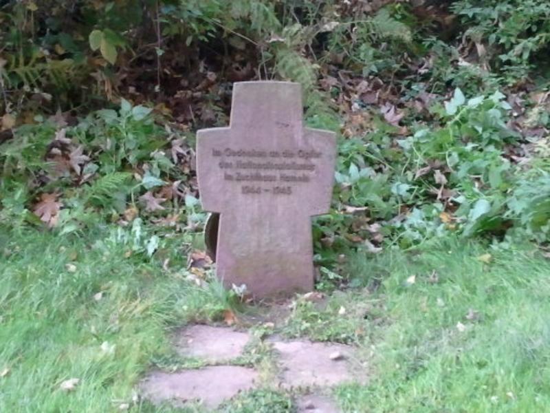 Graves Victims Hamelner Zuchthaus