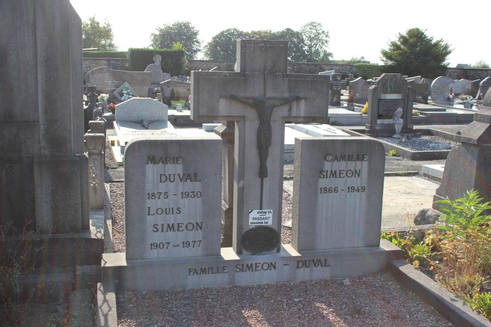 Veteran War Graves Recogne